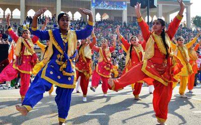Fiestas en la India 2020, Día de la República