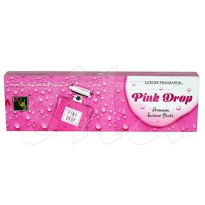 Caja de Incienso de Carbón x12 PINK DROP 20gr