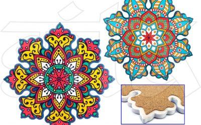 Adornos de cerámica